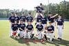 JV Baseball Team 4-2