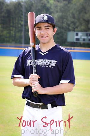 JV Baseball 3-2