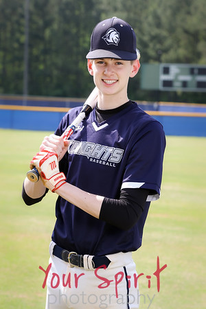 JV Baseball 3-3