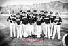 MS Baseball Team 3-2