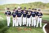 MS Baseball Team 3-1