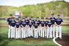 MS Baseball Team 2-1
