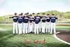 MS Baseball Team 3-3