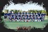 TKA Varsity Football Team Paint