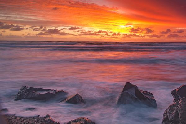 Sunset Carlsbad