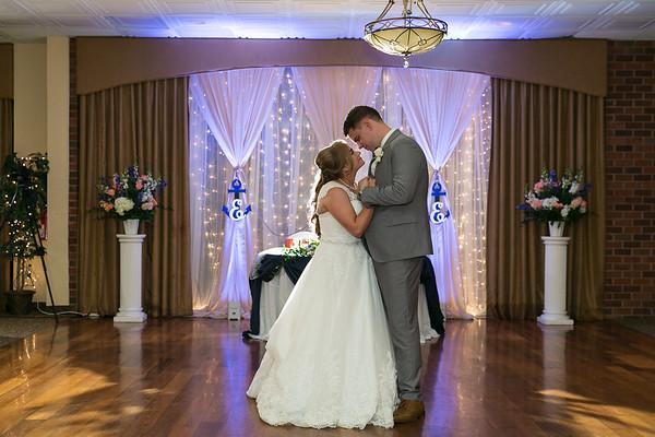 Lizzie & Justin's Wedding
