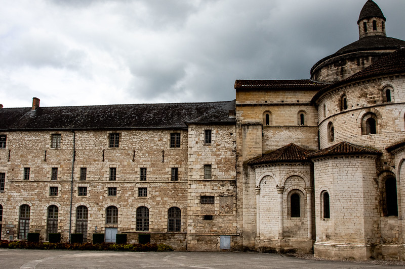 Sainte Marie Abbey, Souillac