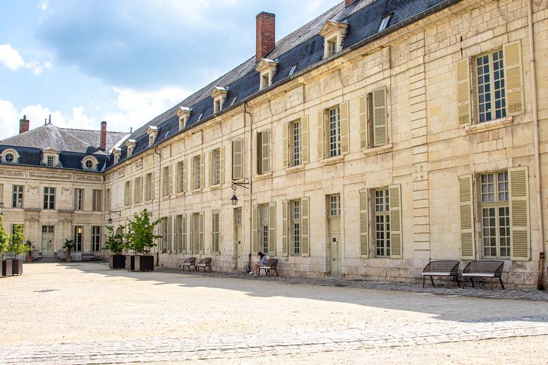 Fontevraud Abbey , Loire Valley