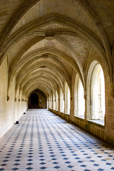Fontevraud Abbey , Loire Valley