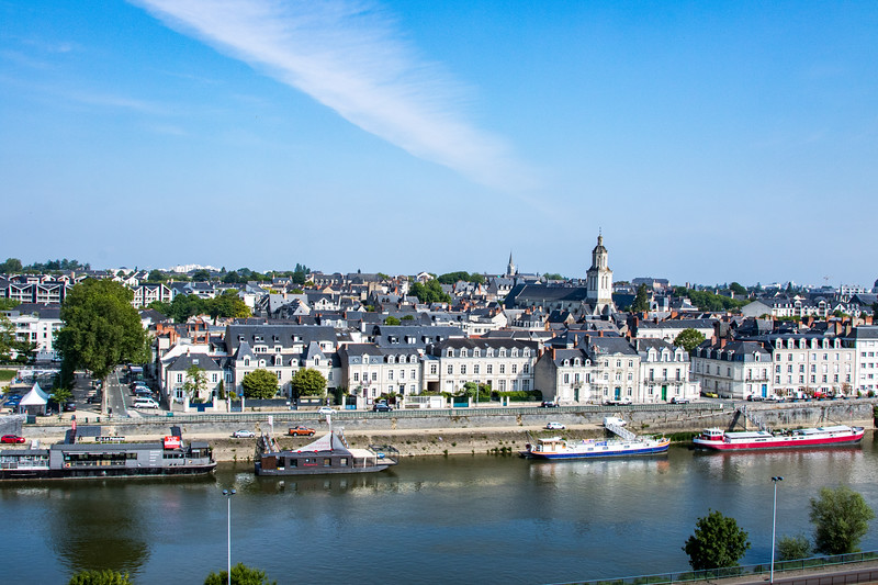 The Château d'Angers , Loire Valley
