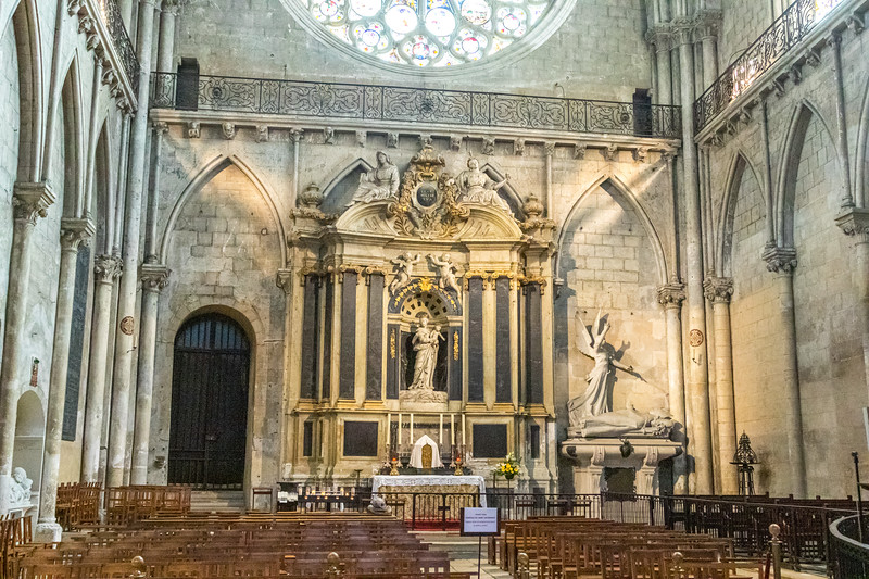 San Maurice Cathedral, Angers