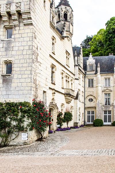 Château d'Ussé, Loire Valley