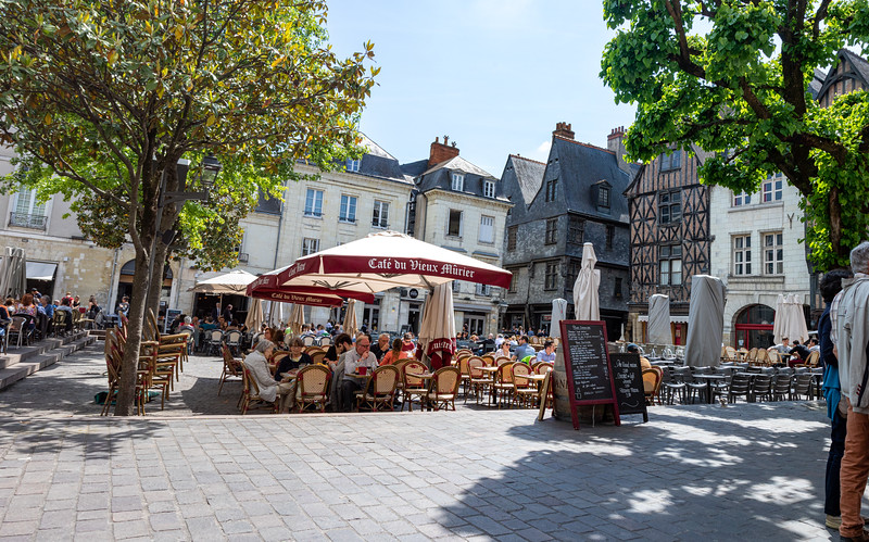 Tours, Loire Valley