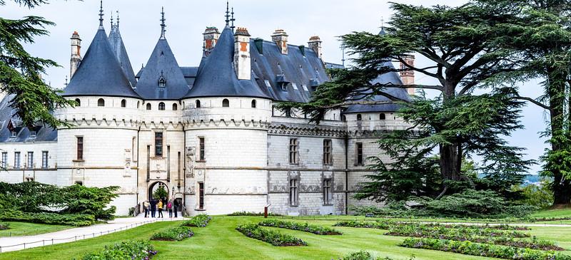 The Château de Chaumont, Loire Valley