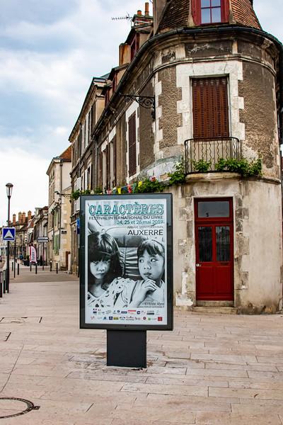 Auxerre, Burgundy