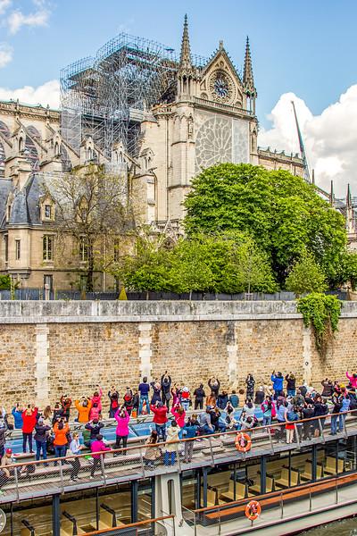Notre Dame-- Paris