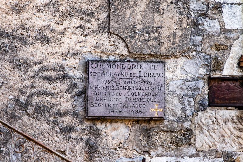 Sainte-Eulalie-de-Cernon, Aveyron