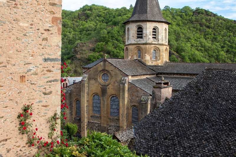 Conques, Aveyron