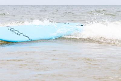 Lake Michigan Surf Lesson