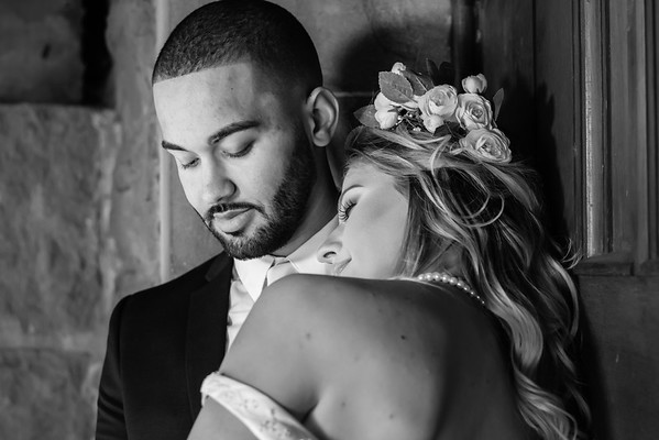 2017 Styled Wedding - Emily and Jourdan