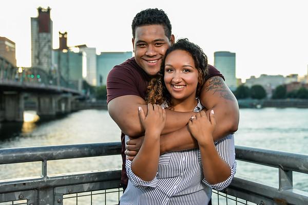 Ben and Bryanna