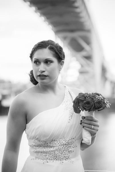 Styled Bridal - Sabrina