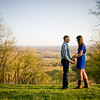 Jackie and Greg Engagement Photos - Southern Indiana : 3 galleries with 840 photos