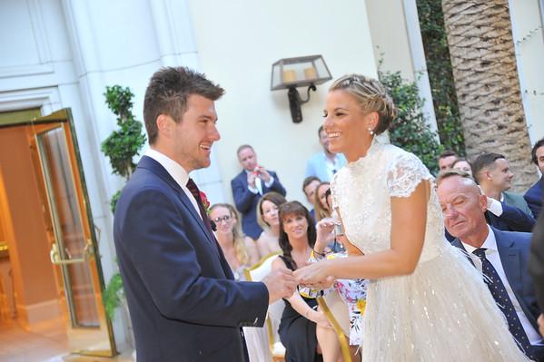 Jade & Michael Wedding