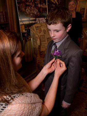 Johnson-Fay Wedding
