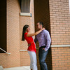 Kristina and Travis - Engagement Photos - Bellermine Campus Louisville Ky : 2 galleries with 436 photos
