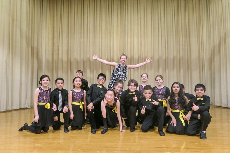 #9 Ballroom Dance Team