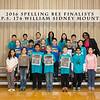 #4 Spelling Bee Finalists