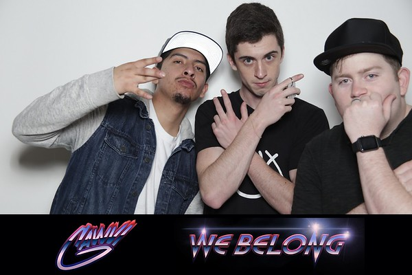 """GAWVI """"We Belong"""" Listening Party by Reach Records"""