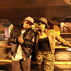 Sheena and T in Atlanta GA take it back to the real roots of hip hop.
