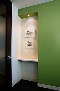 Board Room art niche