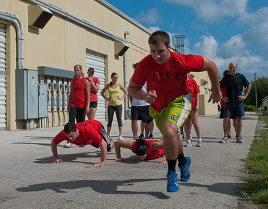 Those shorts make him run fast too!