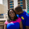 Yvonne and Tim Engagement Session - Downtown Louisville, 21c, Waterfront : 3 galleries with 1242 photos