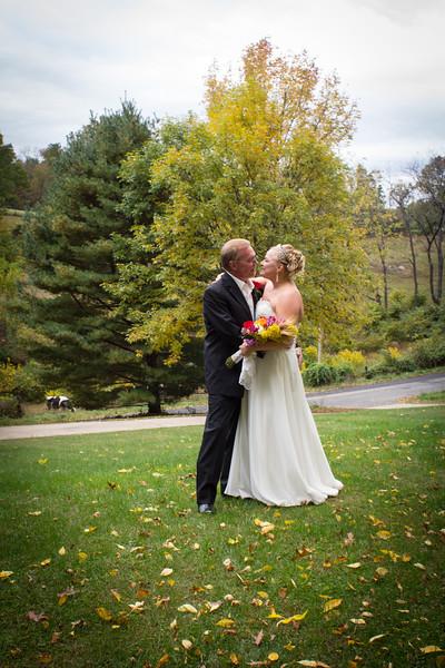 Kathy & Randy Snyder Wedding