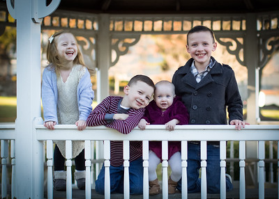 Linahan 2017 Family