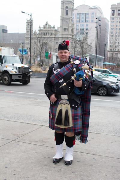PPFPD 2016 St. Patrick's Day Parade