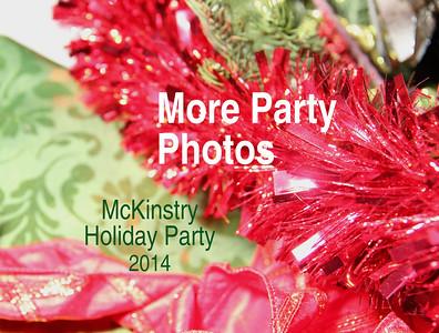Party Photos McKinstry 1-10-14