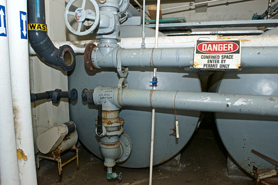 Grant Pool Mechanical System before