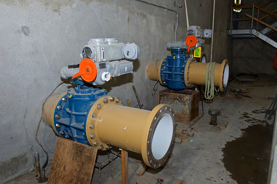 New Fanno Creek Pump Station 070215-