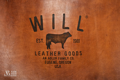 Travel Portland at Will Leather Goods - Naim Hasan Photography