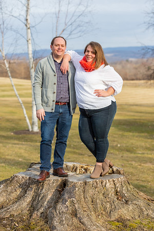Engagement Photography Hubbell Homestead VT-15