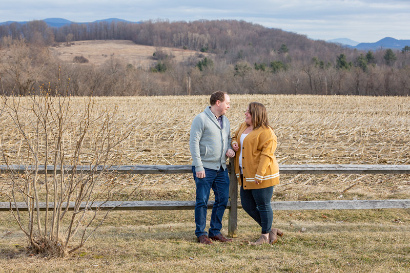 Engagement Photography Hubbell Homestead VT-3