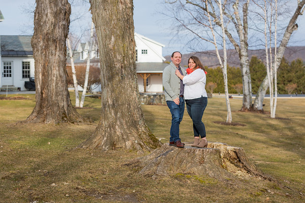 Engagement Photography Hubbell Homestead VT-20