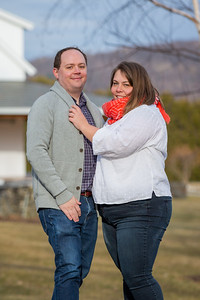 Engagement Photography Hubbell Homestead VT-19