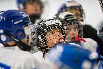 Squirt Hockey Clinic 2017