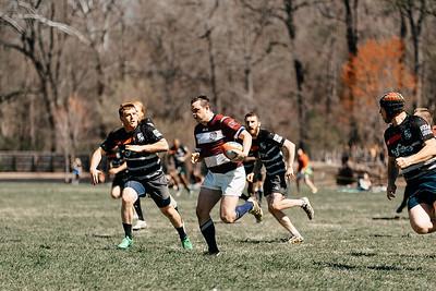 Dry Gulch Rugby 95 - FB